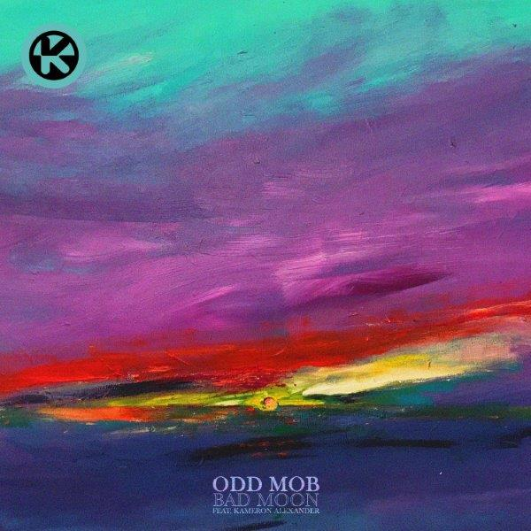 Cover Odd Mob feat. Kameron Alexander   Bad Moon