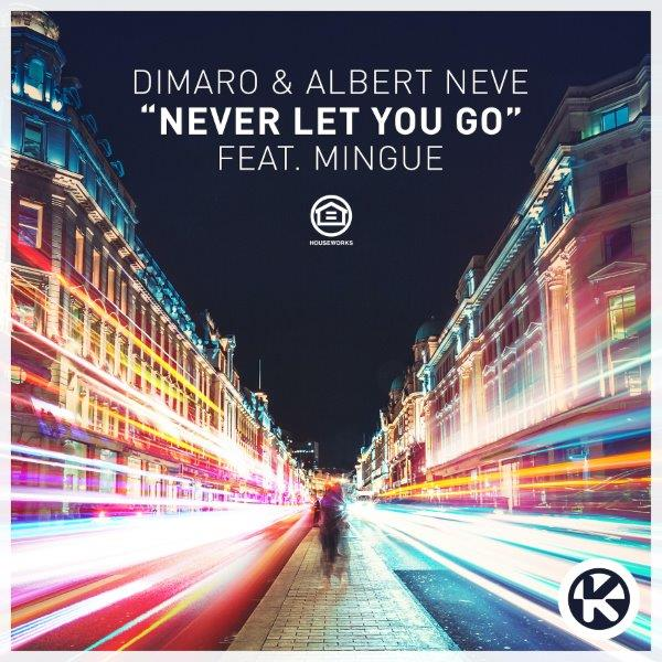 Cover Dimaro  Albert Neve feat. Mingue   Never Let You Go