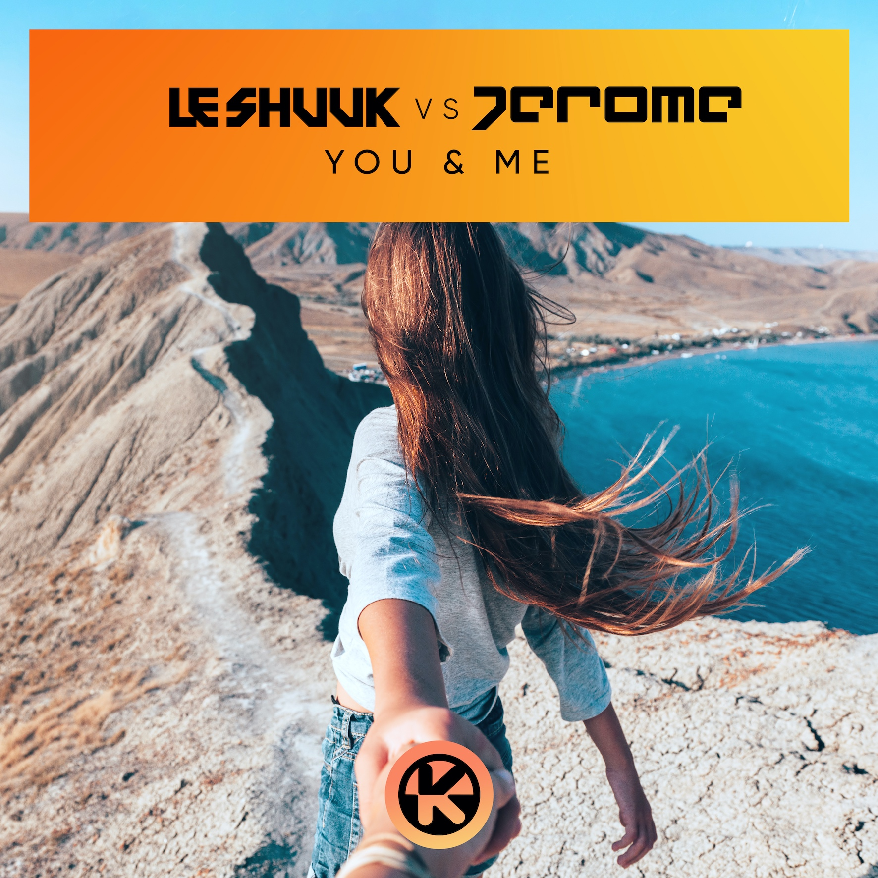 Cover Le Shuuk vs Jerome   You  Me