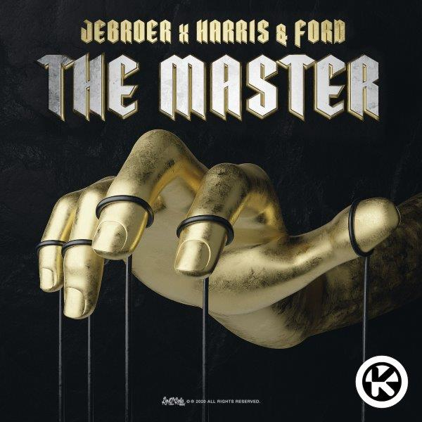 Cover Jebroer x Harris  Ford   The Master