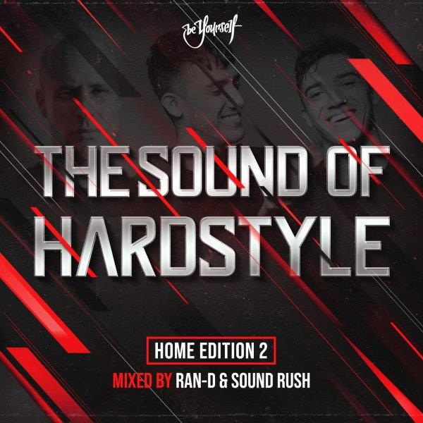 BYMCD152 The Sound Of Hardstyle  Cover  Home 2